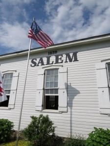 Salem US flag